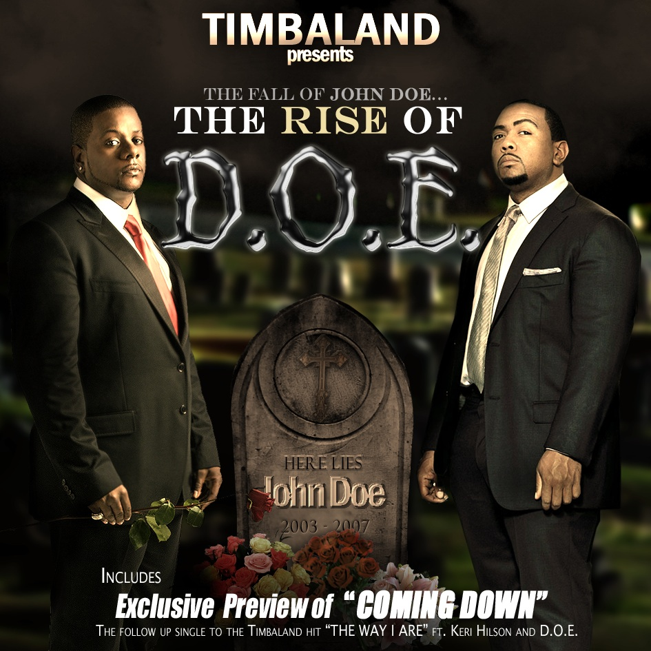 Timbaland Presents – The Fall